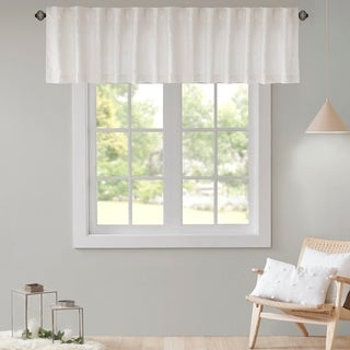 Urban Habitat Maize Cotton Window Valance