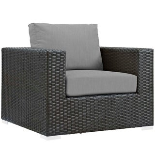Link to Stopover Outdoor Patio Sunbrella? Armchair Similar Items in Outdoor Sofas, Chairs & Sectionals