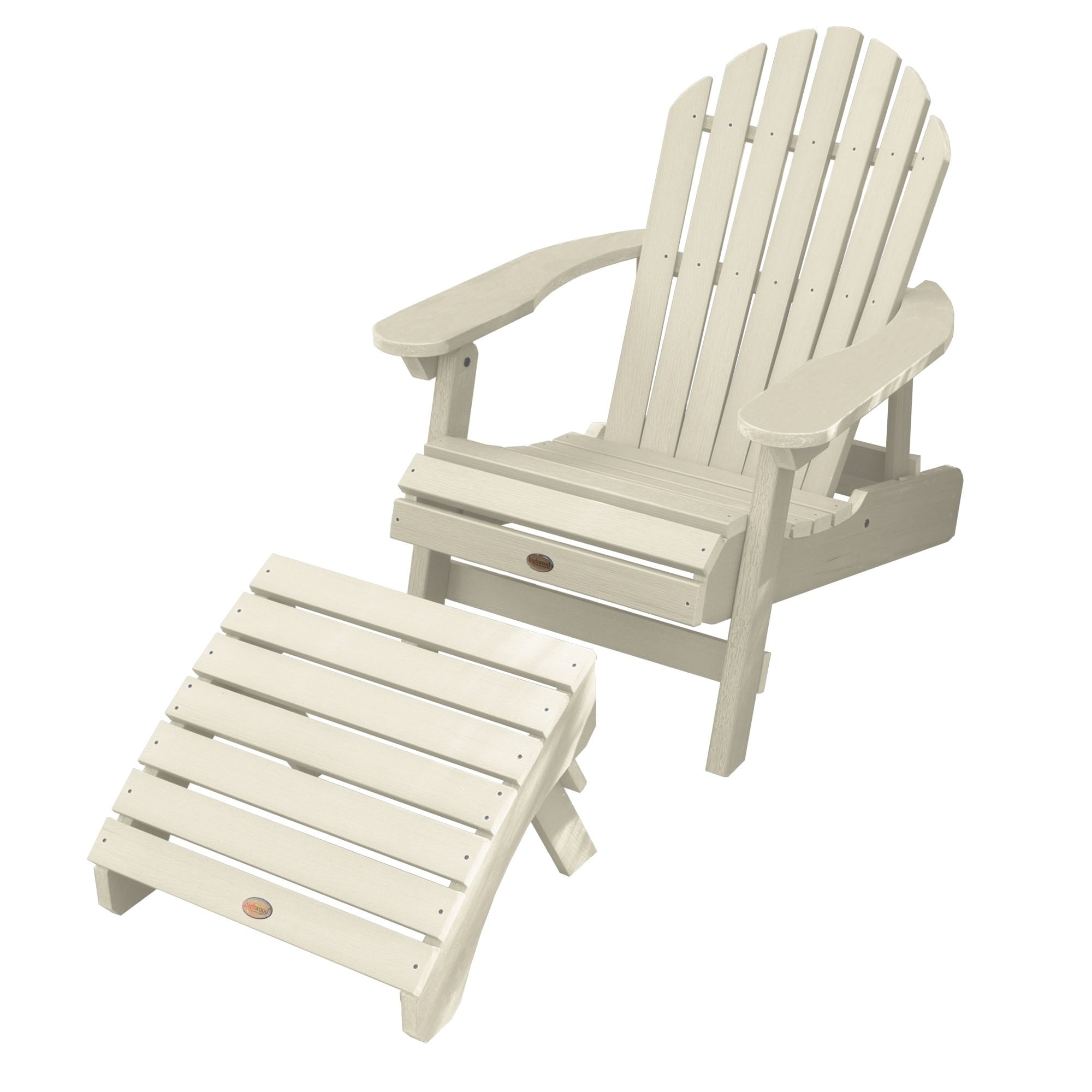 Oliver U0026 James Jacques Outdoor Chair And Folding Ottoman Set