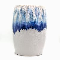 Shop Hamako Ceramic Garden Stool On Sale Free Shipping