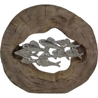 Renwil Pesce Sculpture