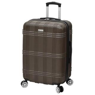 London Fog Kingsbury 25-inch Expandable Hardside Spinner Suitcase
