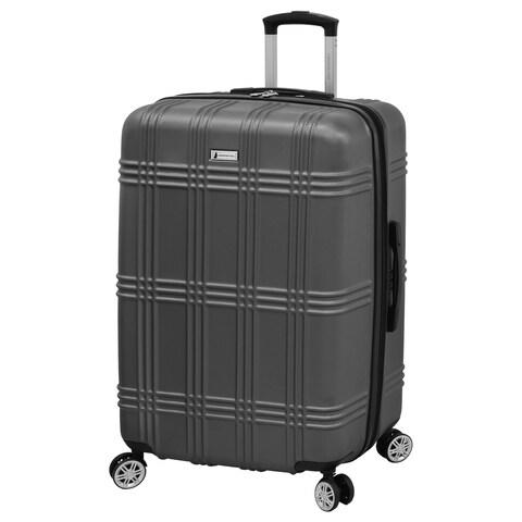 London Fog Kingsbury 29-inch Expandable Hardside Spinner Suitcase