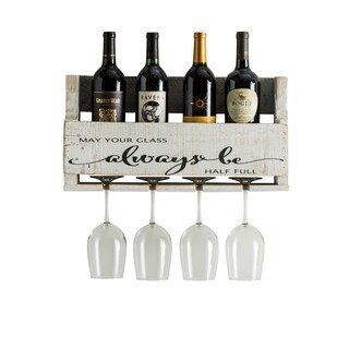Del Hutson Designs Wine Quote Little Elm Collection, Always Be (2 options available)