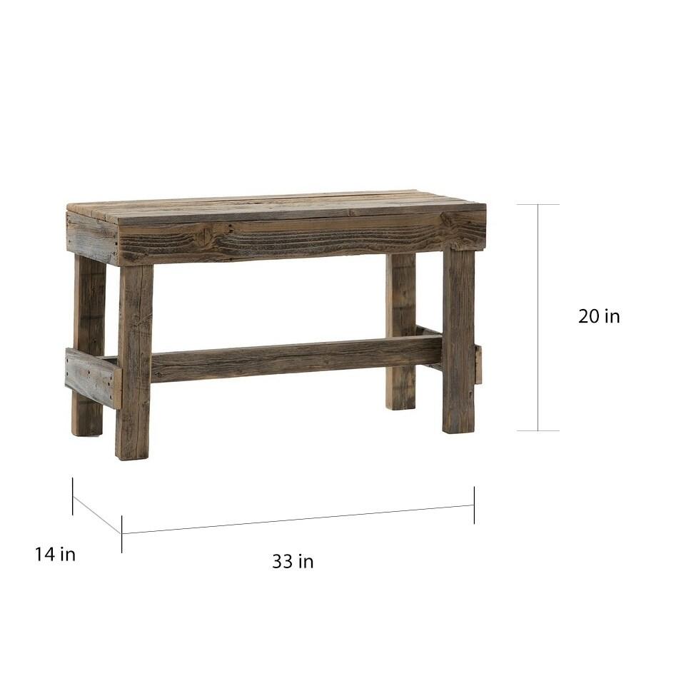 Pleasing Handmade Del Hutson Designs Barnwood Bench Ibusinesslaw Wood Chair Design Ideas Ibusinesslaworg