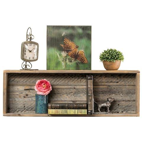 Handmade Natural Rustic Shelf