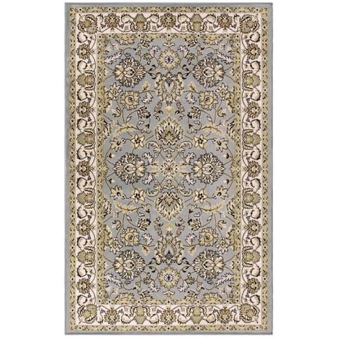 Superior Lille Traditional Oriental Medallion Area Rug Collection