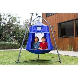 Sportspower BluPod Jr Hanging Tent - 5.4' x 5.4' x 5.7'