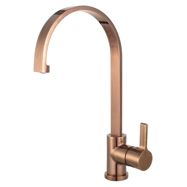 Shop Coral 16 Single Handle Standard Kitchen Faucet With Swivel
