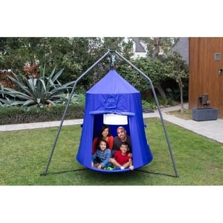 Sportspower BluPod XL Hanging Tent - 8.8' x 8.8' x 7.9'