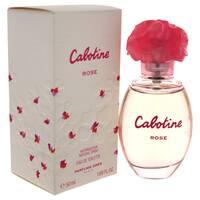 Gres Cabotine Rose Women's 1.69-ounce Eau de Toilette Spray