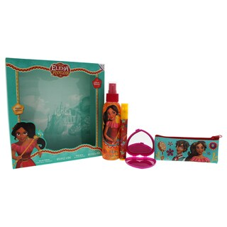 Disney Elena Of Avalor for Kids 4-piece Gift Set