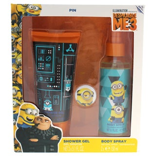 Despicable Me 3 Air-Val International for Kids 2-piece Gift Set