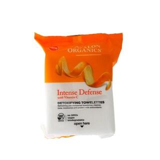 Avalon Organics Vitamin C Detoxifying Towelettes (30 Count)