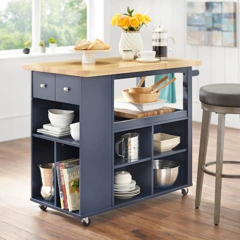 angelo:HOME Boston Kitchen Island/Cart
