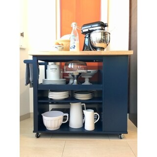 angelo:HOME Boston Kitchen Cart