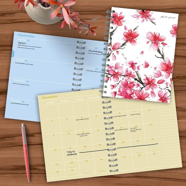 weekly monthly planner