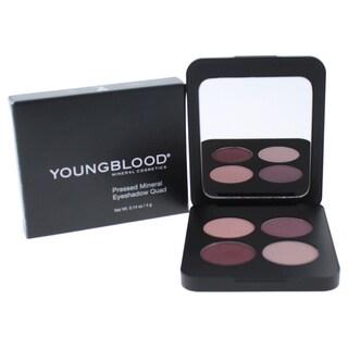 Youngblood Pressed Mineral Eyeshadow Quad Vintage