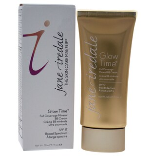 Jane Iredale Glow Time Full Coverage 1.7-ounce Mineral BB Cream SPF 17 BB9