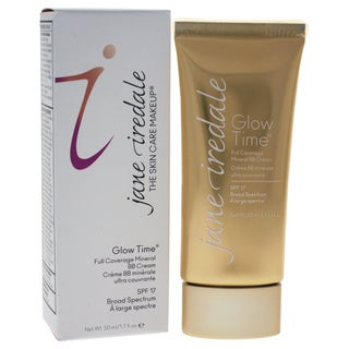 Jane Iredale Glow Time Full Coverage 1.7-ounce Mineral BB Cream SPF 17 BB11