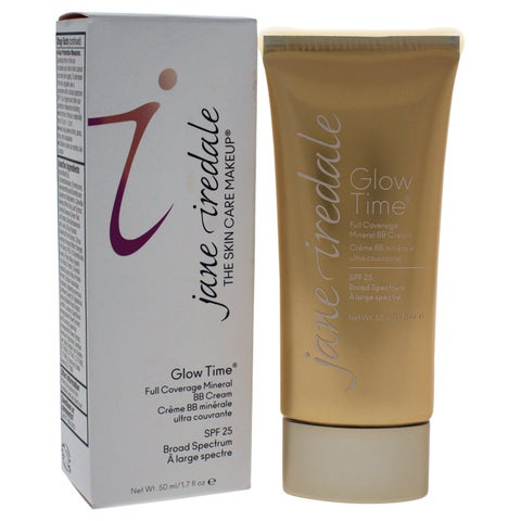 Jane Iredale Glow Time Full Coverage 1.7-ounce Mineral BB Cream SPF 25 BB7