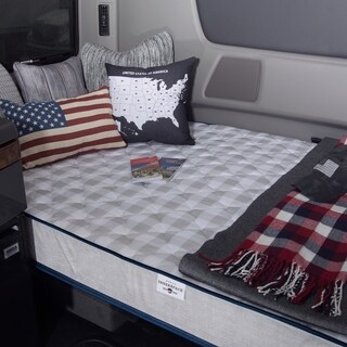 Mobile InnerSpace RV & Truck Maximizer 7-inch Mattress-In-A-Box
