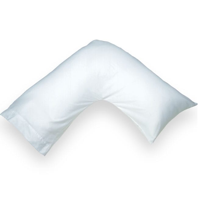 Hypoallergenic Boomerang Body Pillow