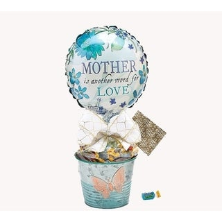 Happy Mothers Day Candy Filled Gift Tin