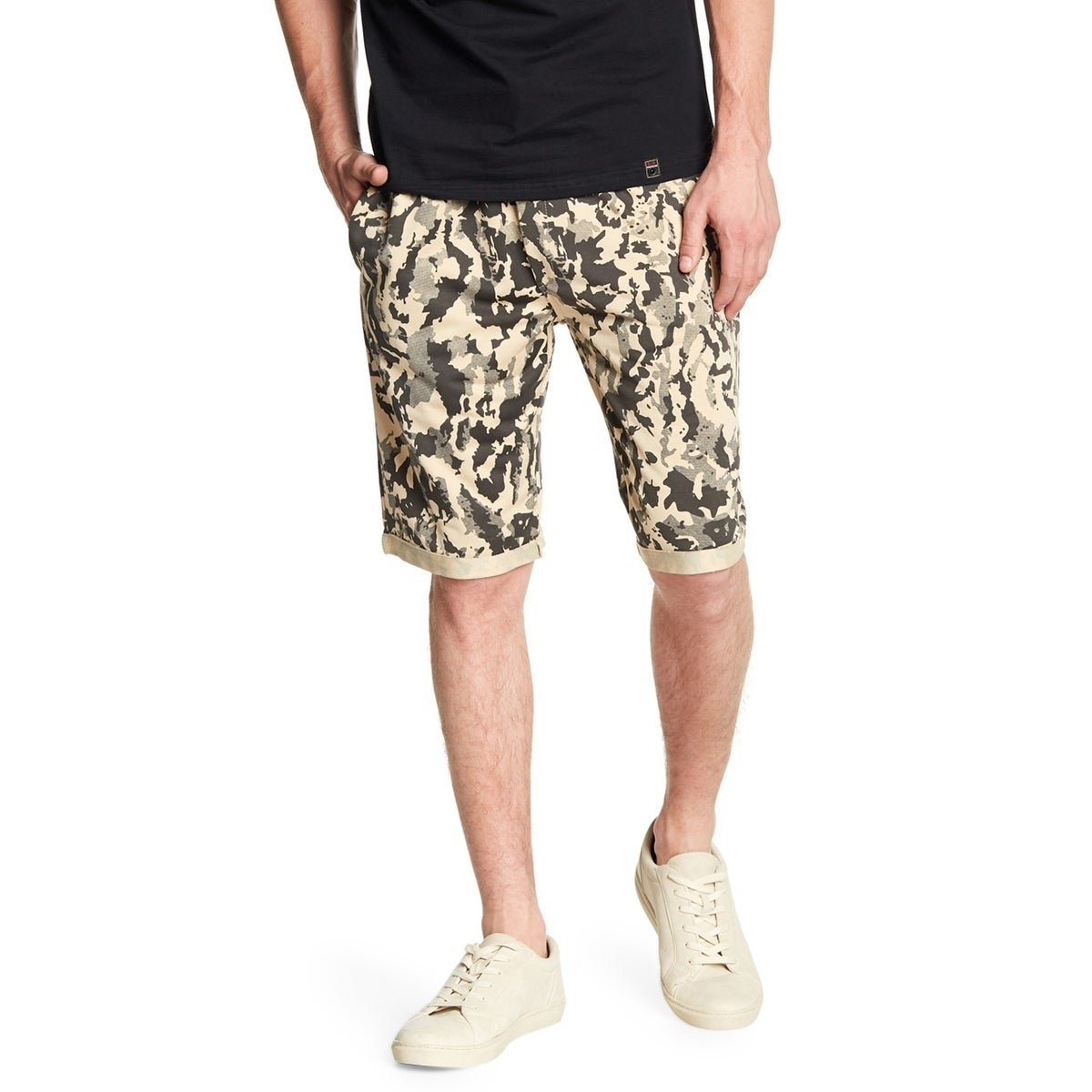 Champion Authentic Cotton 9-Inch Men/'s Shorts with PocketsFree Shipping
