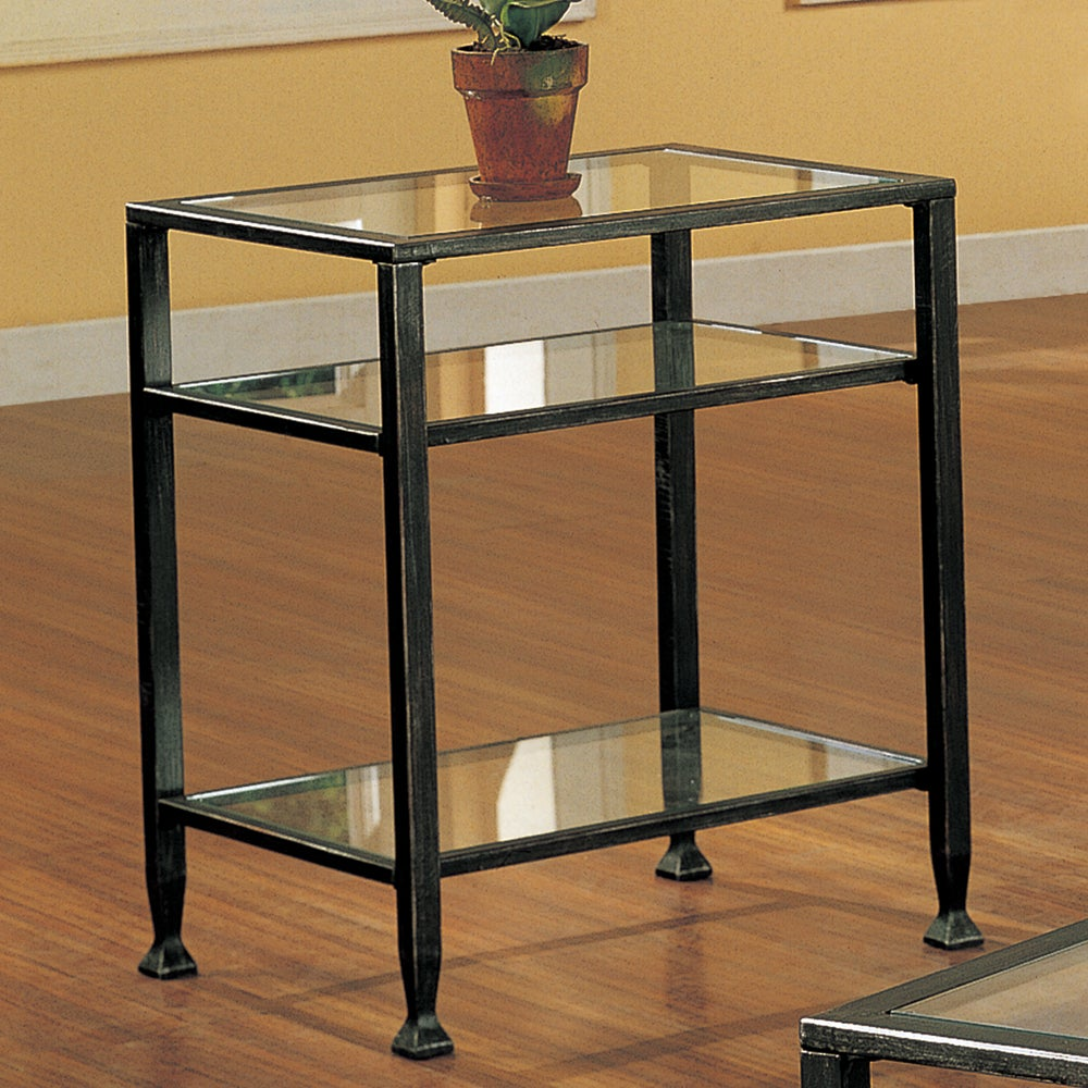 Buy Glass Coffee, Console, Sofa U0026 End Tables Online At Overstock.com | Our  Best Living Room Furniture Deals