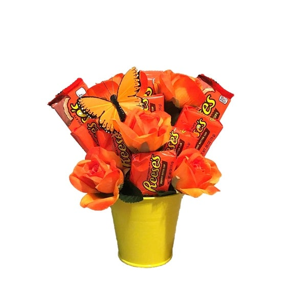 6799f0f3 Molten Orange Reese Bouquet