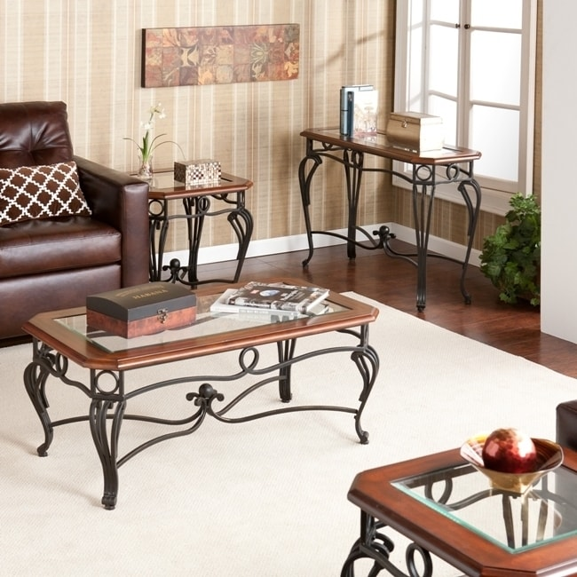 Gracewood Hollow Salinger Table Collection Overstock 21064800