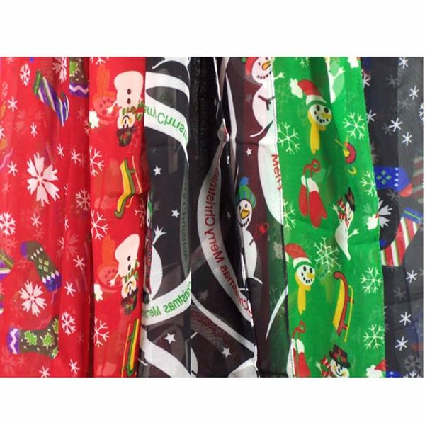 Christmas Scarves (case of 12)