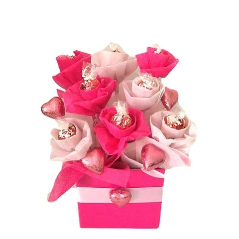 Lindor Sweets Candy Bouquet