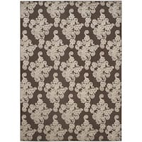 Safavieh Cottage Brown/ Beige Rug - 8' x 11'2