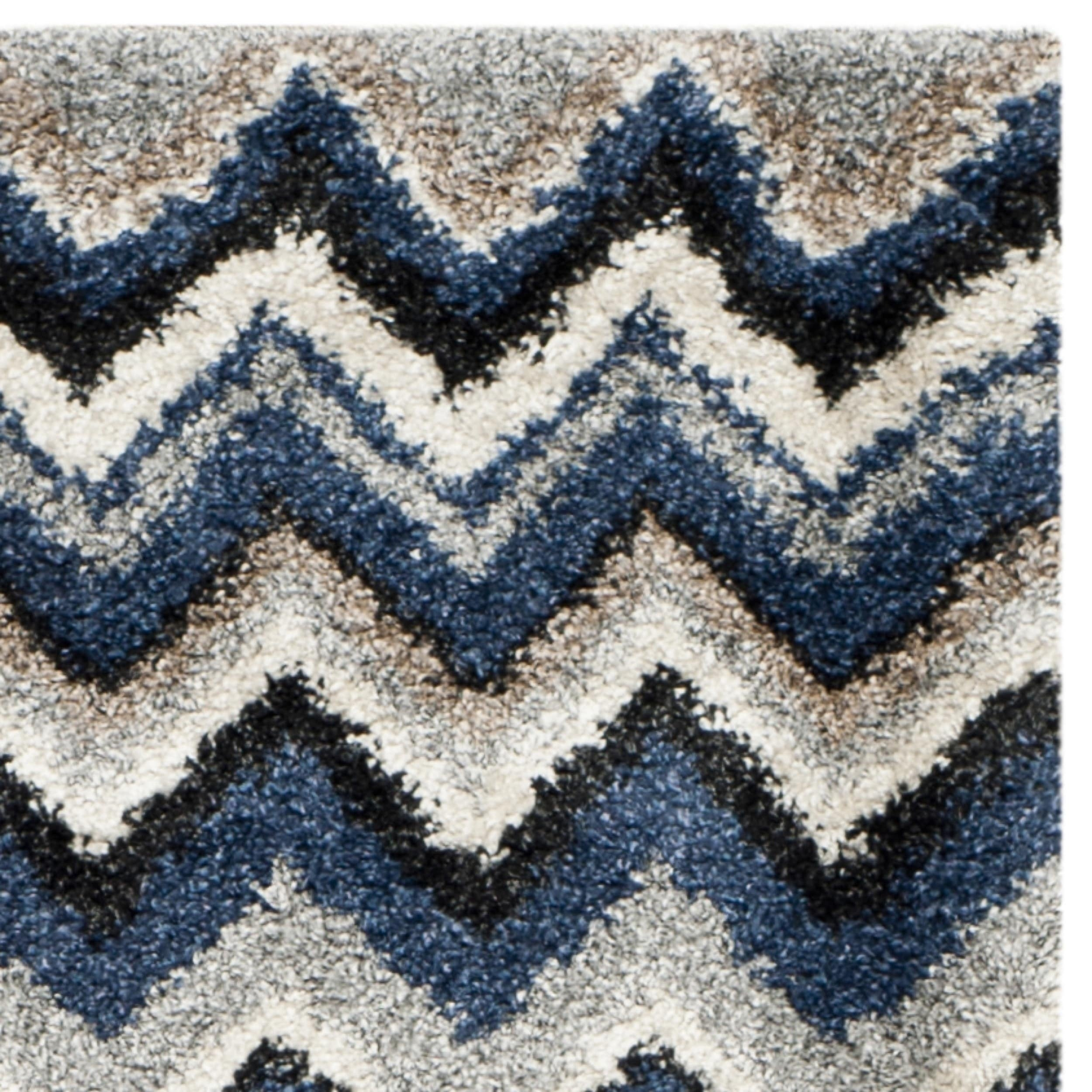 Safavieh Tahoe Grey Light Blue Rug Overstock 21101518