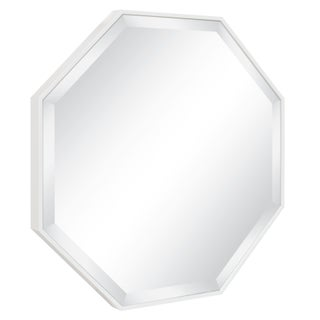 Rhodes Modern Octagon Wall Mirror - 24.75x24.75