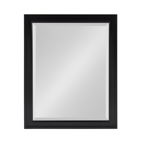 Calter Framed Decorative Rectangle Wall Mirror