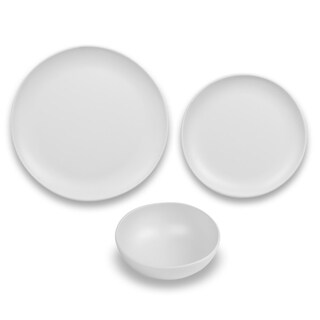 Matte Craft 12-Piece Dinnerware Set