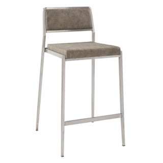 Amani 26 inch Fabricated Seat and Back Counter Stool, 2-pack