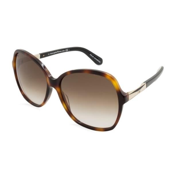 f4caa3ac7d Shop Kate Spade JOLYN S Women Sunglasses - Free Shipping Today ...