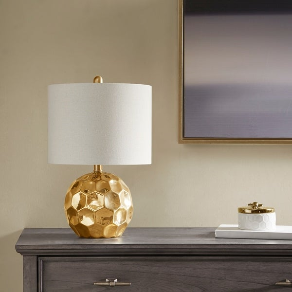 510 Design Frill Gold Table Lamp