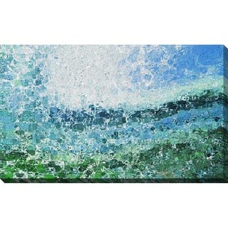 """Southern Ocean"" Framed Print on Canvas"