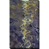"""""""Lightening"""" Stretched Canvas Wall Art"""