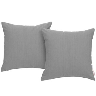 Invite 2 Piece Outdoor Patio Pillow Set