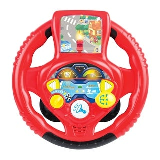 SuperSpeedster Steering Wheel
