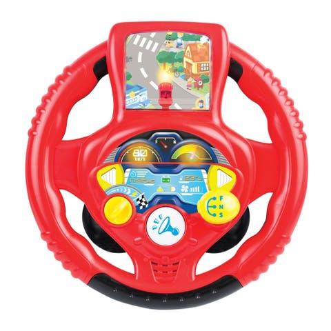 SuperSpeedster Steering Wheel