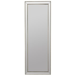 Kyson Standing Full Length Floor Mirror - GOLD/Silver