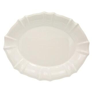 Euro Ceramica Chloe Oval Platter