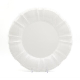 Euro Ceramica Chloe Dinner Plates, Set of 4